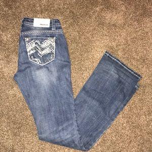 Grace bootcut jeans
